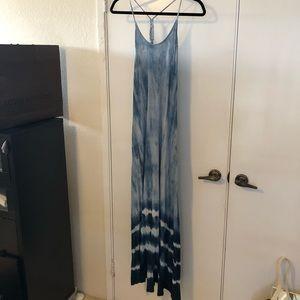 Dresses & Skirts - Billabong tie dye maxi